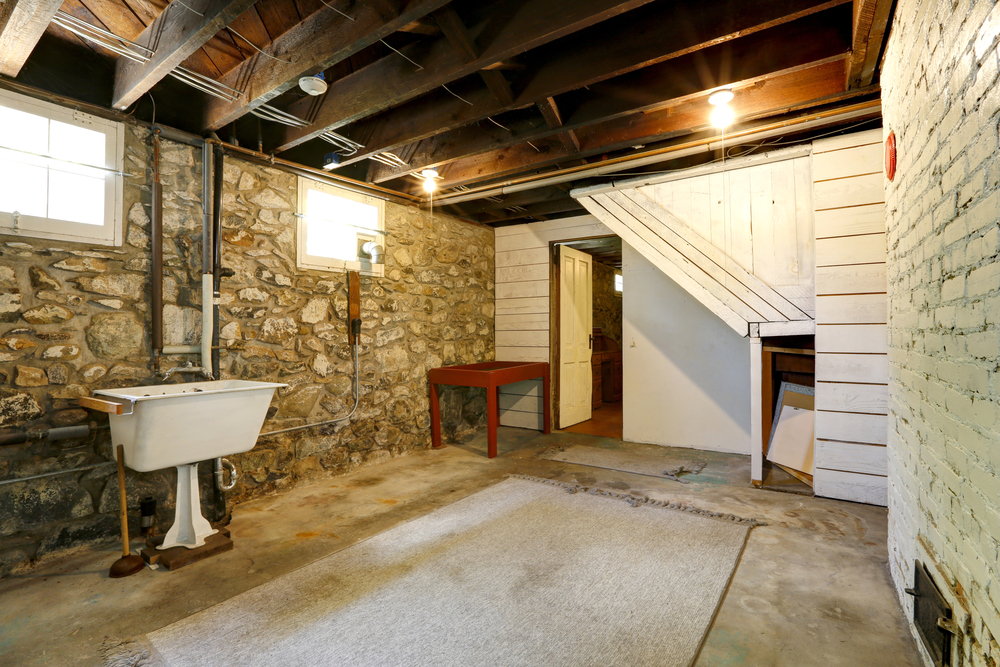 More and more homes are converting their basement into a usable space.