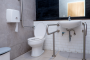 Hospital plumbing differs from residential plumbing systems.